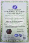 ISO14001:2015 ENVIRONMENTAL MANGEMENT SYSTEM CERTIFICATION