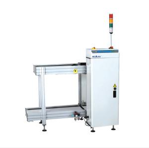 Revista automática Cargador de PCB, equipo de manejo de placa para ensamblaje automatizado de PCB
