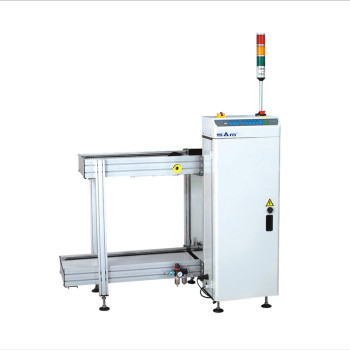 Automatic Magazine PCB Loader, Board handling equipment for automated assembly of PCB's