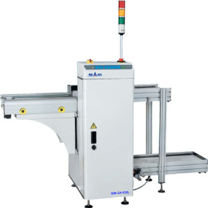 China high quality automatic PCB magazine loader un-loader , PCB board loader