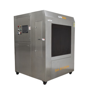 SAM New Design SM-8150N SMT Stencil cleaning machine Limpiadores de plantillas de plástico metálico