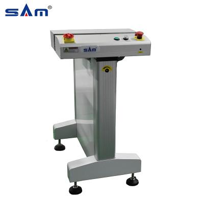 China El mejor transportador de correa plano del transportador de la inspección del PWB de la calidad el 0.5Mt para la cadena de montaje de SMT