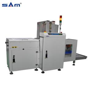 Descargador automático de alta calidad de la revista de PCB de China para la cadena de producción de SMT
