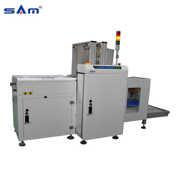 China high quality automatic PCB magazine Unloader for SMT Production line