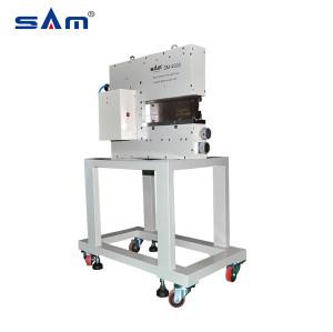 Máquina de depuração de PCB com menor estresse de corte