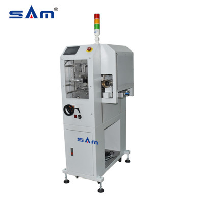 SAM On Line SMT PCB Máquina de limpieza de superficies