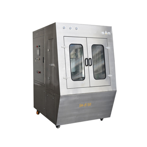 SM-8150 SMT Stencil cleaning machine, PCBA Cleaning Equipment para PCB Assembly line