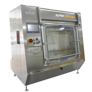 SM-7500 مائي الاستنسل / PCBA تنظيف الجهاز