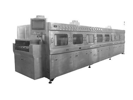 آلة التنظيف PCBA في خط
