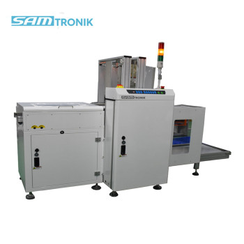 Automatic PCB magazine Unloader for SMT Production line