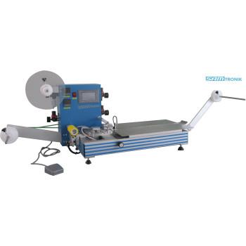 Máquina de grabación de componentes semiautomática SM-1000A