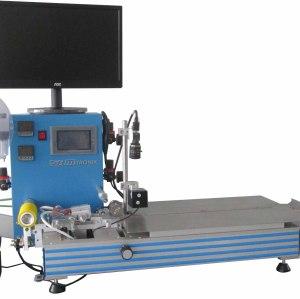 SM-1000B Semi-auto Component Taping Machine