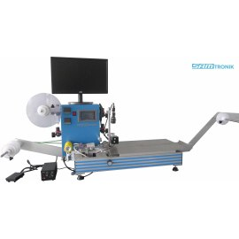 SM-1000B Semi-auto Component Taping Machine