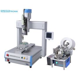 3-axis Screw driving robots system with high quality screw fasten feeder system