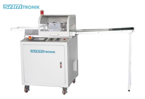 SM-900 Multi-Group Blades PCB Separating Machine