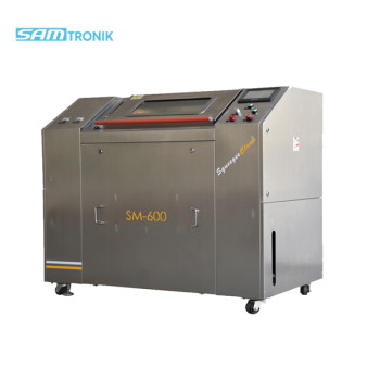 SM-600 SMT Squeegee Cleaning System