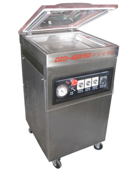 Envasadora de vacío DZQ-400