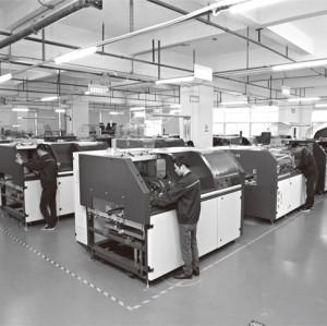 Multi-wave selective soldering system-G