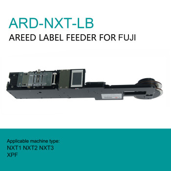 Label  feeder  for  FUJI