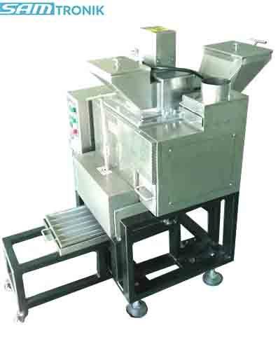 Máquina automática de separación de escoria de soldadura SM-SD10MS