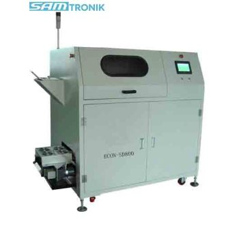 ECON-SD800 Automatic Efficiency Solder Dross Separation Machine