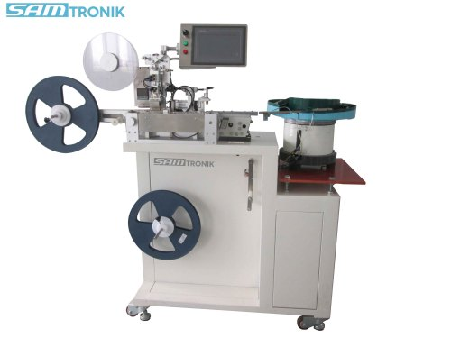 SM-12S Automatic SMD Component Taping Machine