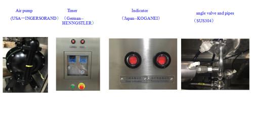 Pneumatic Stencil Cleaner -SME-750