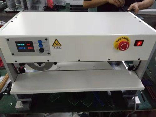 SM-508 Blade moving PCB Separator