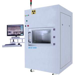 معدات التفتيش بالأشعة السينية HT100 لصناعة LED وأشباه الموصلات