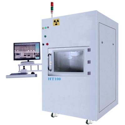 Equipo de inspección de rayos X HT100 para LED y industria de semiconductores