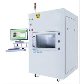معدات التفتيش بالأشعة السينية HT100L لصناعة LED وأشباه الموصلات