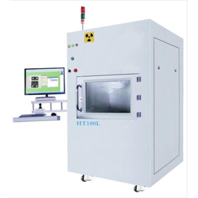 Equipo de inspección de rayos X HT100L para LED y industria de semiconductores