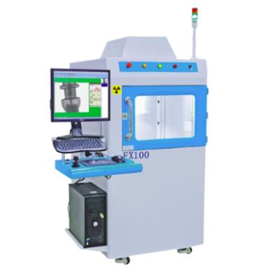 Equipo de inspección de rayos X FX100 BGA PCBA para la industria SMT