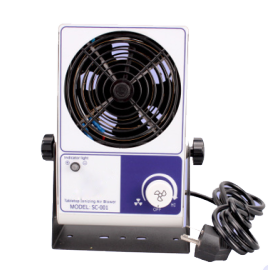 Tabletop Ionizing air blower