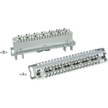 6对LSA可断模块2/6X3 JA-1033