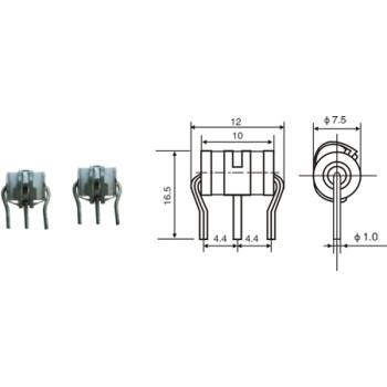 3极放电管(带保护) JA-1306