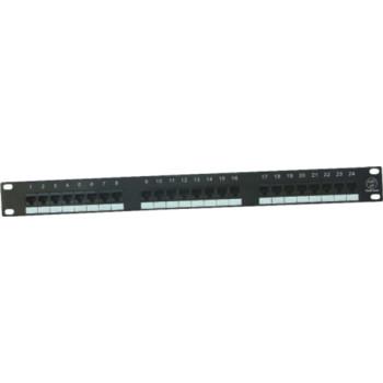 超5类24口配线架 JP-6416