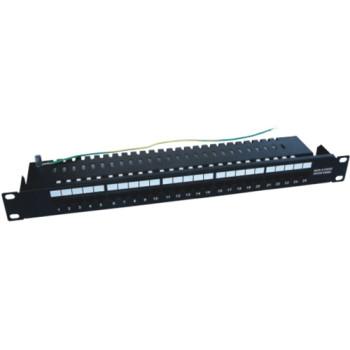 超3类25口语音配线架 JP-6421