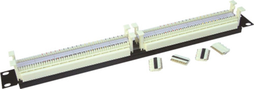 JH-4212 110 terminal patch panel