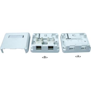 RJ45壁挂盒 JC-2103