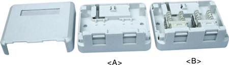 JC-2105 Surface Mount Box