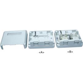 RJ45壁挂盒 JC-2105