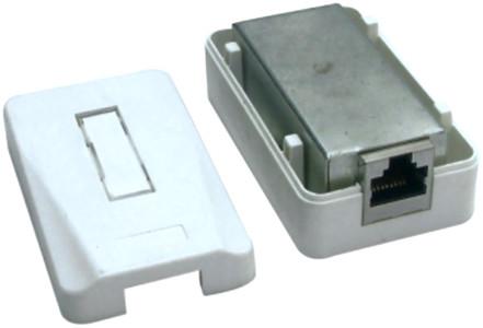 JC-2110 Cat.5e Surface Mount Box