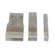 2-Pair 110-Style patch cord Connector,1 pair,2 pair, 4 pair