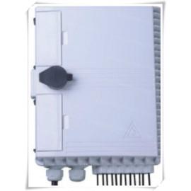 8/12 cores Pole mount/wall mount Outdoor fiber optic termination box
