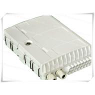 Outdoor 1*16 fiber optic PLC Splitter terminaltion box for wall mount pole mount install