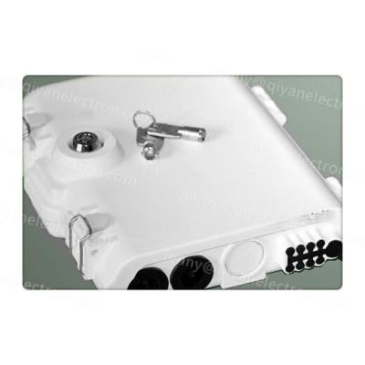 1x8 Passive Plastic PLC Fiber Optic Splitter Box Splitter Distribution Box lock type