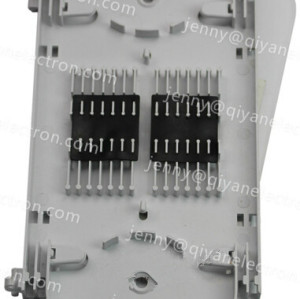24 cores optical fiber splice tray with Multilayer Structure
