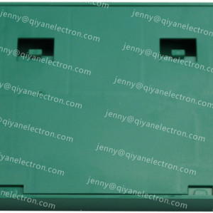 12 cores optical fiber splice tray with single layer Structure