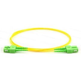 SC to SC 9/125µm OS2 Simplex/Duplex Single Mode  Fiber Optic Patch Cable
